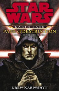 Darth Bane Path of Destruction title cover