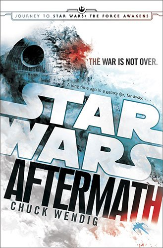 Star Wars Aftermath Book Cover